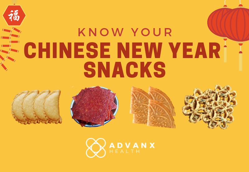 Know your Chinese New Year snacks