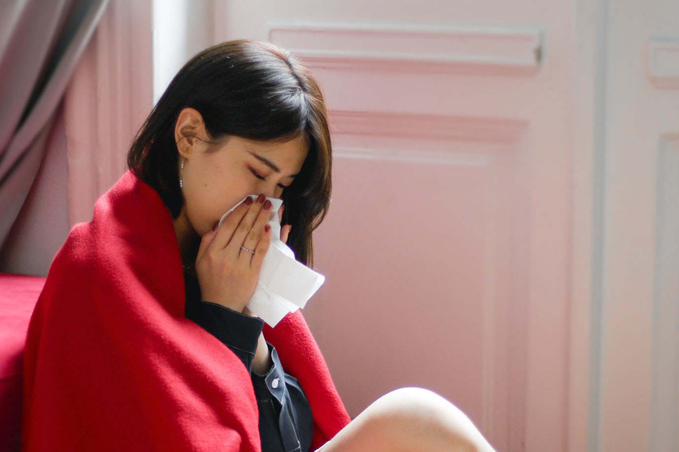 Down With A Flu or Having Allergic Rhinitis?