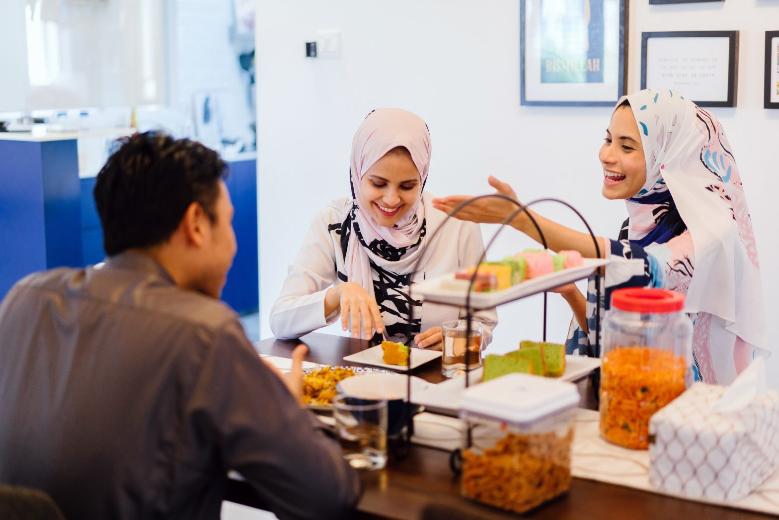 7 Healthy Eating Tips For Hari Raya