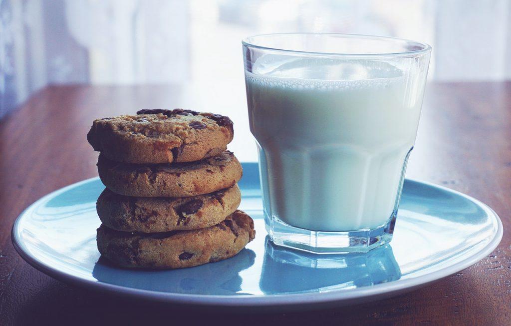 Milk for Strong Bones
