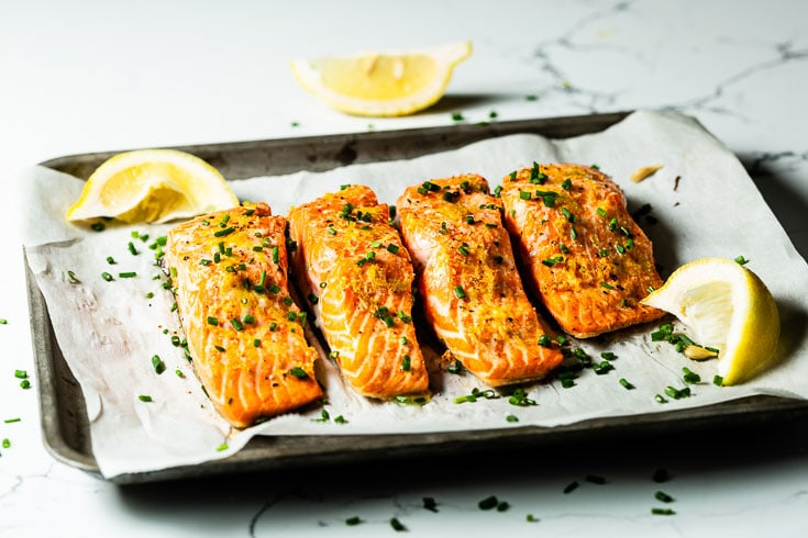 Vitamin D deficiency: Salmon is a great source of vitamin D.